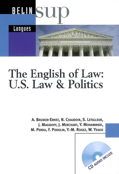 The English of Law U.S. Law & Politics