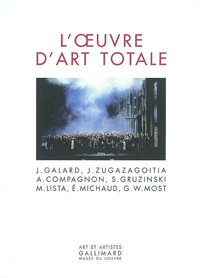 L'oeuvre d'art totale