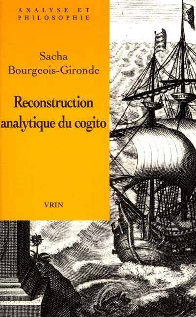 Reconstruction analytique du cogito