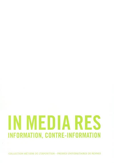 In media res : information, contre-information : Sunah Choi, Harun Farocki, Omer Fast...