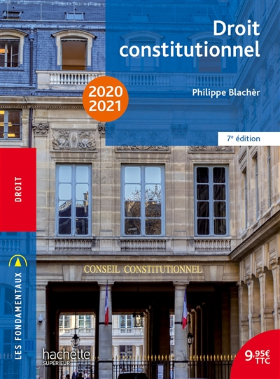 Droit constitutionnel : 2020-2021