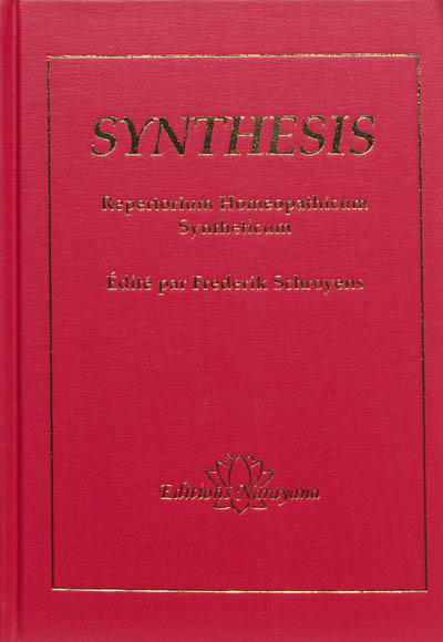 Synthesis : édition 8.1